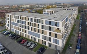 Jobcenter Dresden Modulbau 3 cr