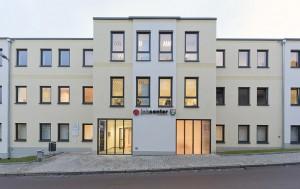 Jobcenter Eisleben modular gebaut 1 cr