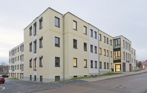 Jobcenter Eisleben modular gebaut 2 cr